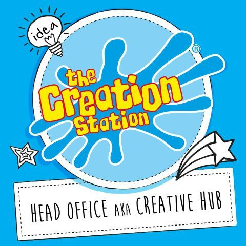 Creation Station Event Equipment
