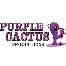 Purple Cactus Productions Comedian