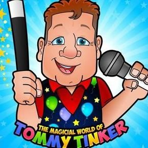 Tommy Tinker Balloon Twister
