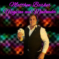 Matthew Barker Magician - Magician , Weston Super Mare,  Close Up Magician, Weston Super Mare Table Magician, Weston Super Mare Wedding Magician, Weston Super Mare Mind Reader, Weston Super Mare Corporate Magician, Weston Super Mare