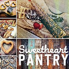 Sweetheart Pantry Food Van