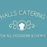 Halls Catering Food Van