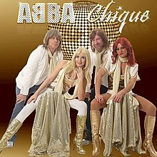 ABBA Chique ABBA Tribute Band