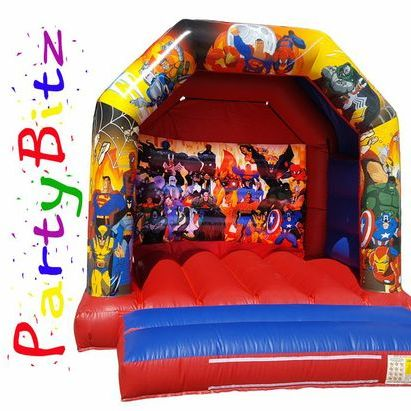PartyBitz Hire Ltd Bouncy Castle
