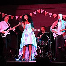 Tumblin Hearts Funk band