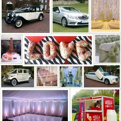 Celebration Cars and Events Chauffeur Driven Car