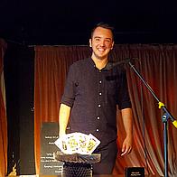 Jake Dolman Magician Close Up Magician