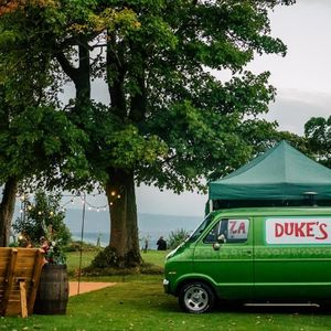 Dukes Pizza Food Van