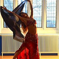 Edinburgh Bellydancing  Lara Latin & Flamenco Dancer