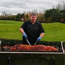 Rutting Ram BBQ And Hog Roasts Dinner Party Catering