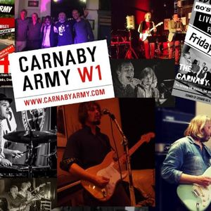 Carnaby Army Rock Band