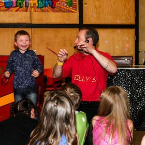 Billy's Partytime Entertainments Mobile Disco