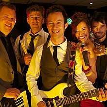 The A Listers Wedding Music Band