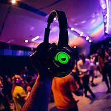 HUSH Silent Disco Company Event Equipment