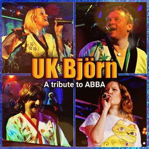 UK Björn ABBA Tribute Band