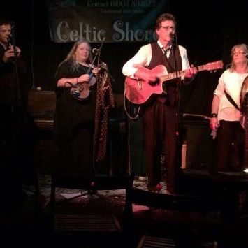 Celtic Shore Irish band