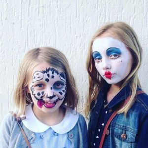 Lisa Wood Face and Body Art Face Painter