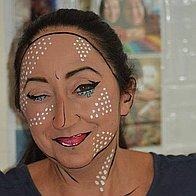 Gaelle Diremszian Body Art Face Painter