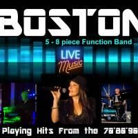 The Boston Beat - Live music band , Lincolnshire,  Function & Wedding Band, Lincolnshire
