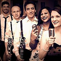 Retro Ever After Vintage Band