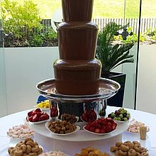 CHOCOLICIOUS CHOCOLATE FOUNTAINS Chocolate Fountain