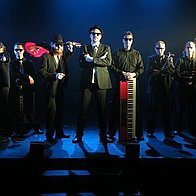 The Rhythm and Blues Brothers Rock And Roll Band