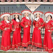 Mariachi Las Adelitas UK Latin & Salsa Band
