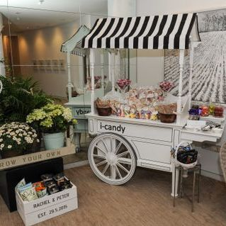 Cloud 9 Event Hire Popcorn Cart