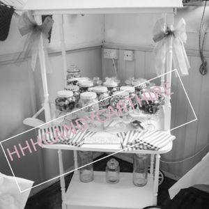 HHH Candy Cart Hire Sweets and Candy Cart