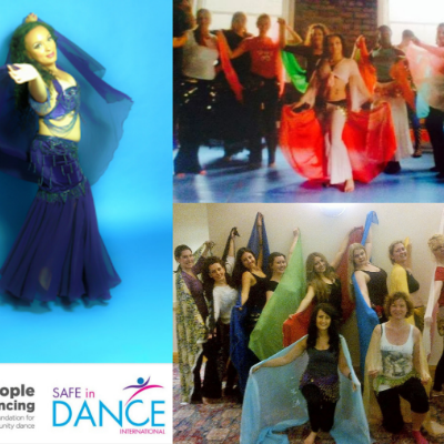 Wirral Belly Dancing Games and Activities