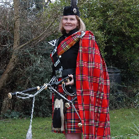 Bagpiper - Weddings; Burns Nights (including address to the Haggis if needed); Hogmanay; Funerals; St Andrews Night; TV Appearances. - Solo Musician , Marlow,  Bagpiper, Marlow