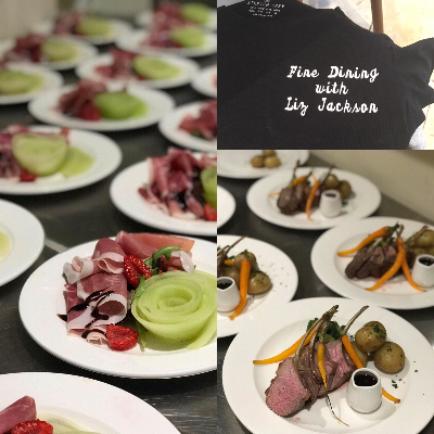 Fine Dining with Liz Jackson Buffet Catering