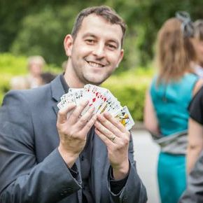 Chris Stewart Close-Up Magician - Magician , Leeds,  Close Up Magician, Leeds Wedding Magician, Leeds Table Magician, Leeds Corporate Magician, Leeds