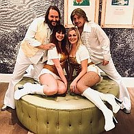 Abba Stars UK 70s Band