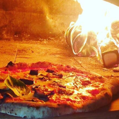 O Vesu Van Neapolitan Pizza Street Food Catering