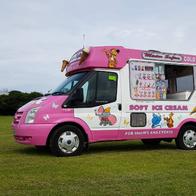 MISTER SOFTEE UK Ice Cream Cart