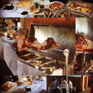 Alki's & Co Hog Roast