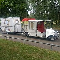 Electroauto Catering Ice Cream Cart