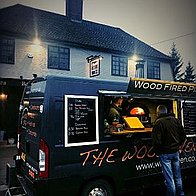 The Wood Oven Pizza Van