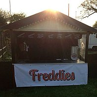 Freddies Catering Burger Van