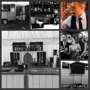 Hooch & Moonshine Event Bars Cocktail Bar