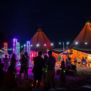 I Do Festivals Group Party Tent