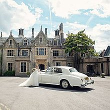 Classic Car Hire #ucchire Wedding car