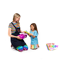 Over the Rainbow Parties Games and Activities