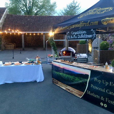 Chanburys Woodfired Italian Buffet Catering