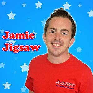 Jamie Jigsaw Balloon Twister