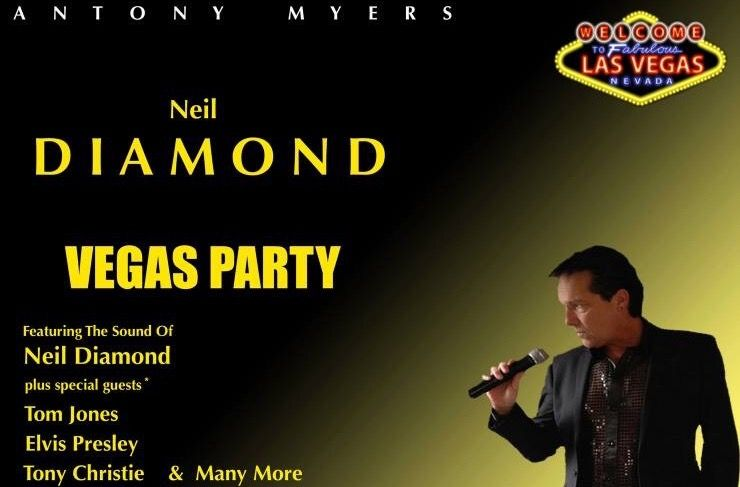 Antony Myers 'The Voice of Vegas' - Live music band Tribute Band Singer Impersonator or Look-a-like  - Essex - Essex photo