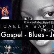 Micaelia Baptiste Vintage Singer