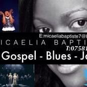 Micaelia Baptiste Jazz Singer