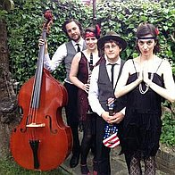 The Moochers 1920s, 30s, 40s tribute band